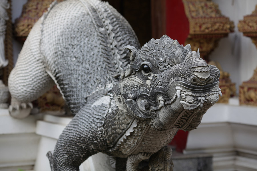 タイの麒麟像