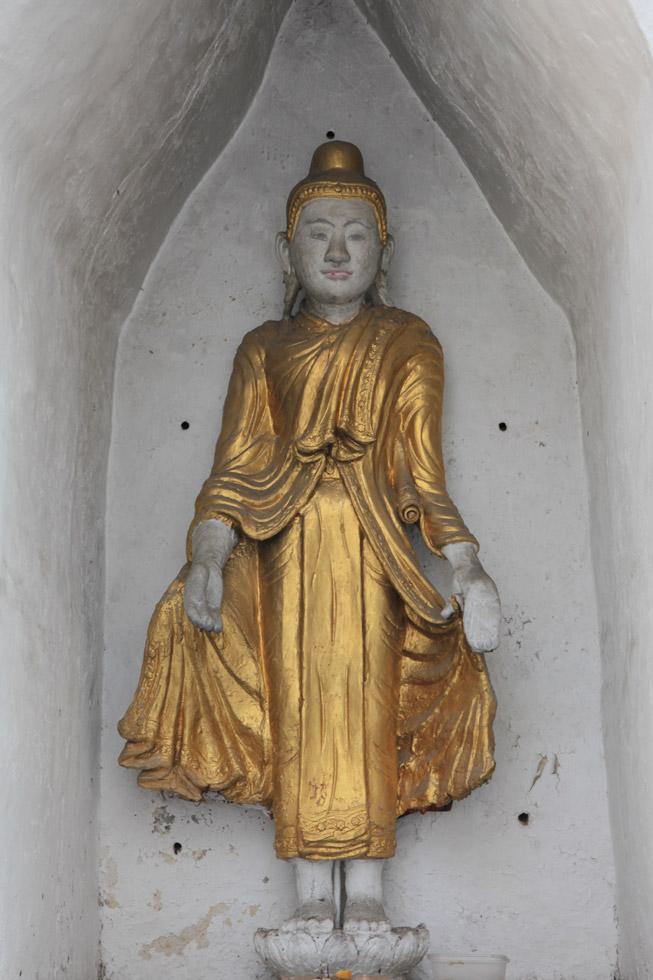 タイの仏陀像