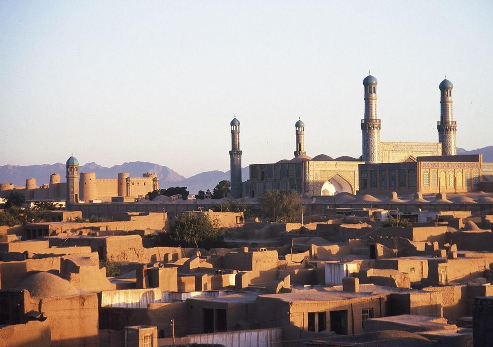 アフガニスタンのヘラート