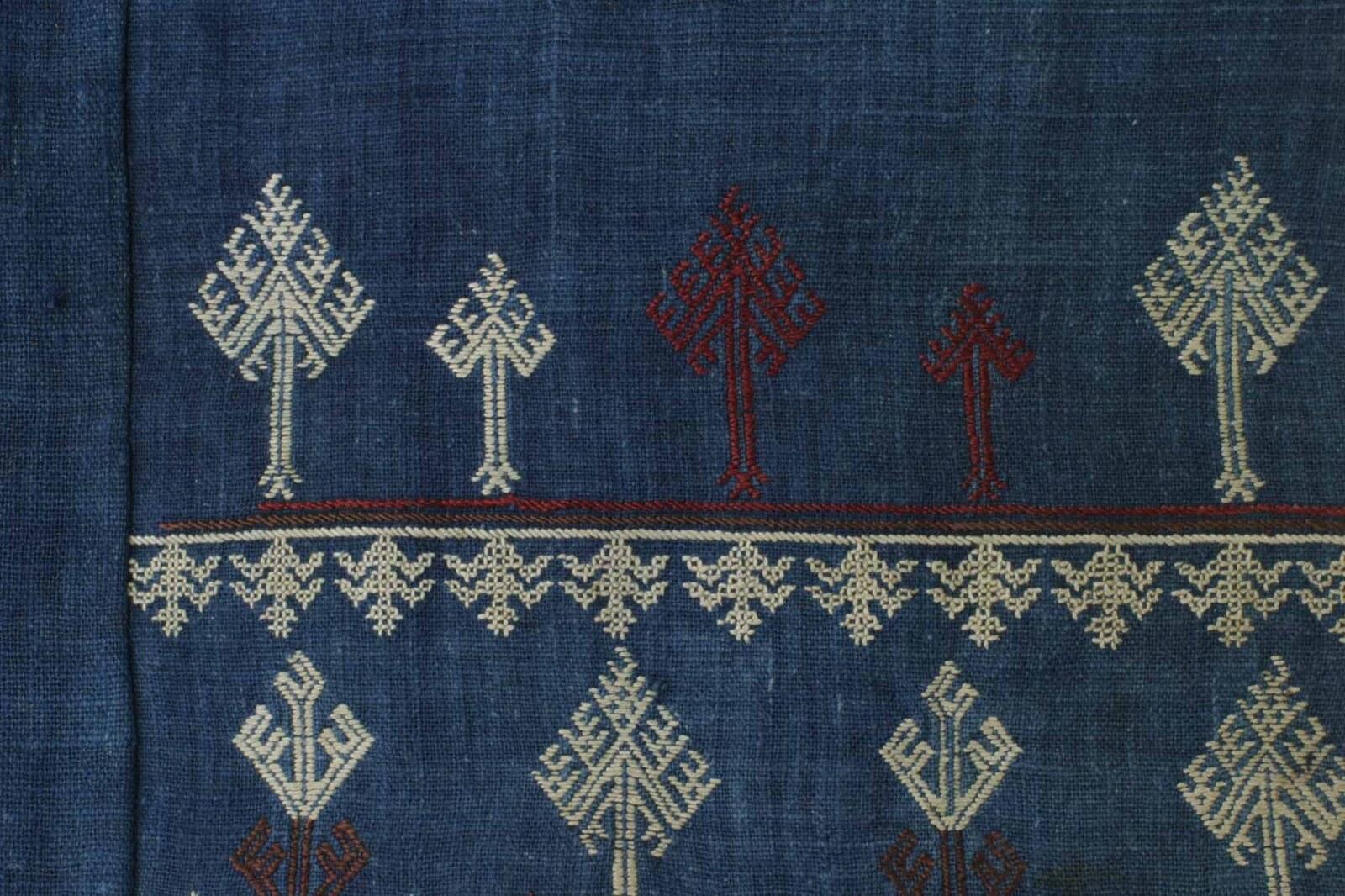 ヤオ族民族衣装に現れる刺繍文様
