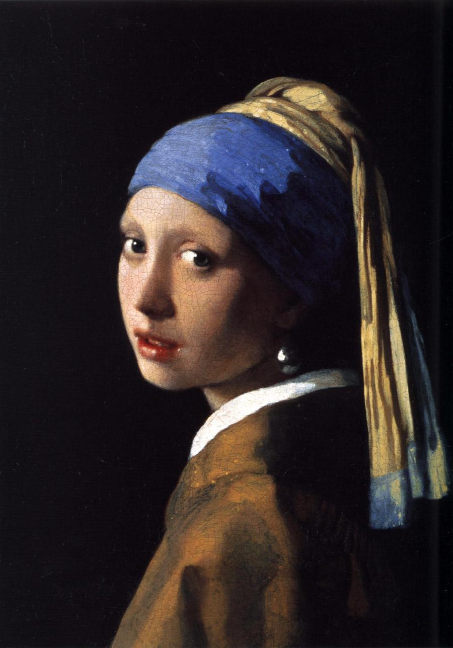真珠の耳飾りの少女 - ヨハネス・フェルメール